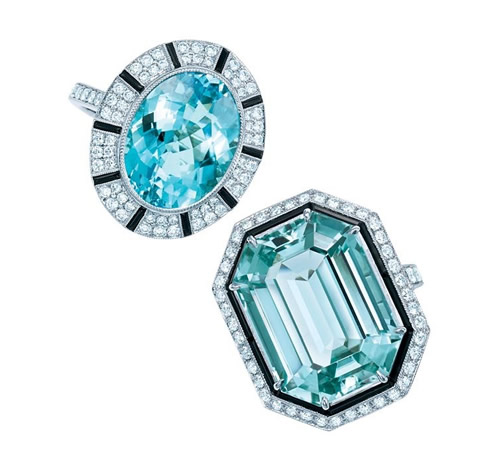 TIFFANY 2013 JEWELLERY COLLECTIONS