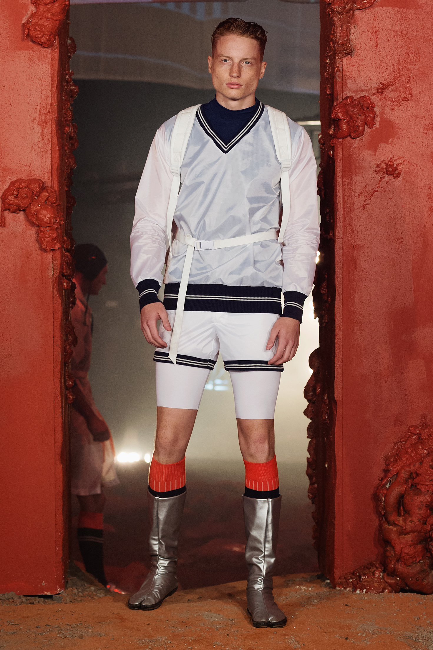 Björn Borg Captivated the Fashion Week Stockholm Audience -