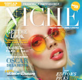 NICHE magazine fashion May 2015