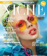 NICHE magazine fashion May 2015