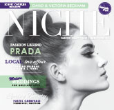 NICHE magazine spring fashion