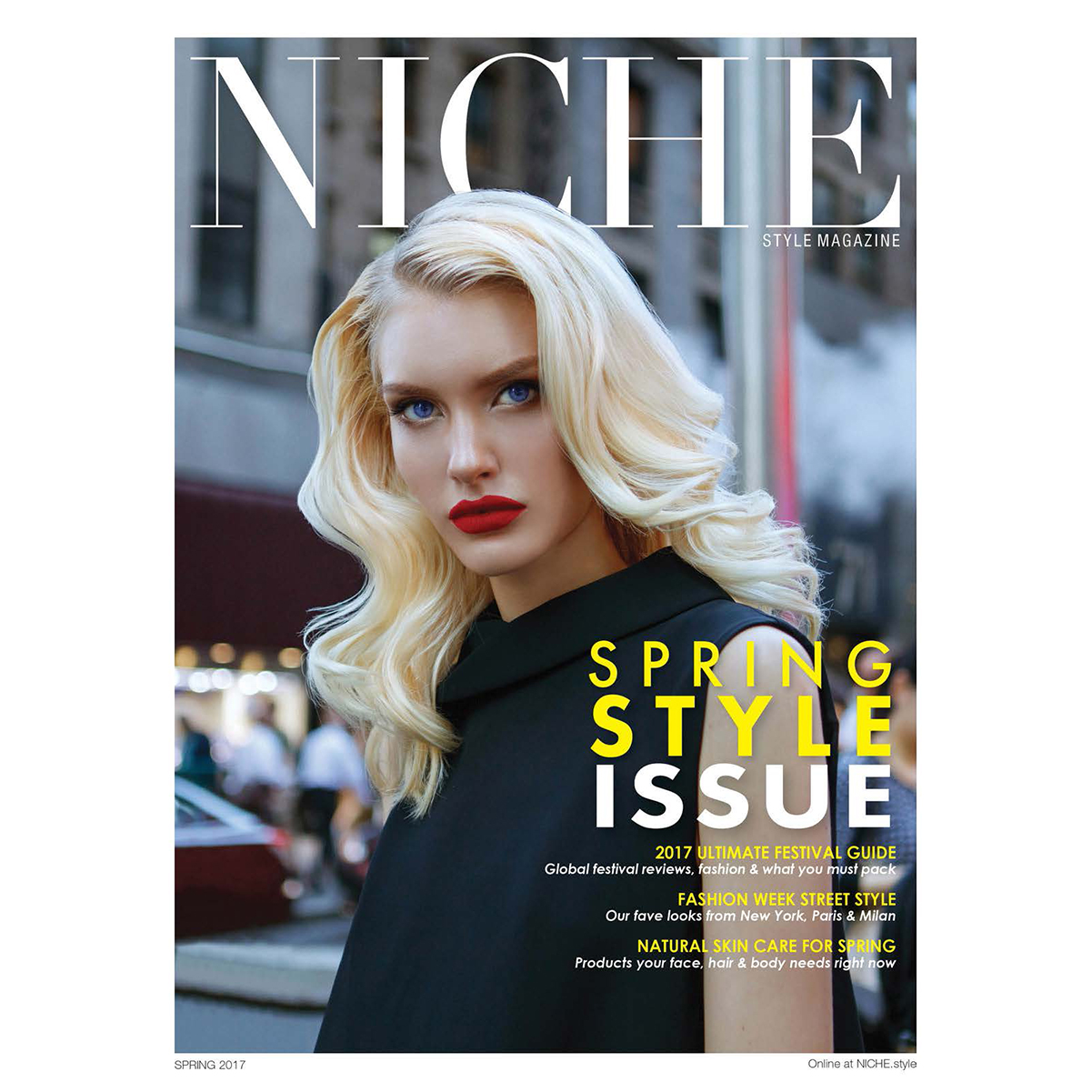 NICHE magazine Subscription - 6 Issues - NICHE magazine