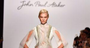 Karlie Kloss for John Paul Ataker