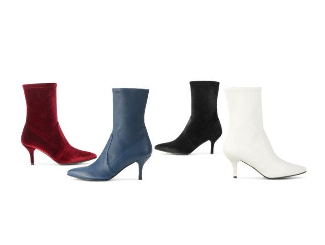 Stuart Weitzman- Fall Boots Silhouettes