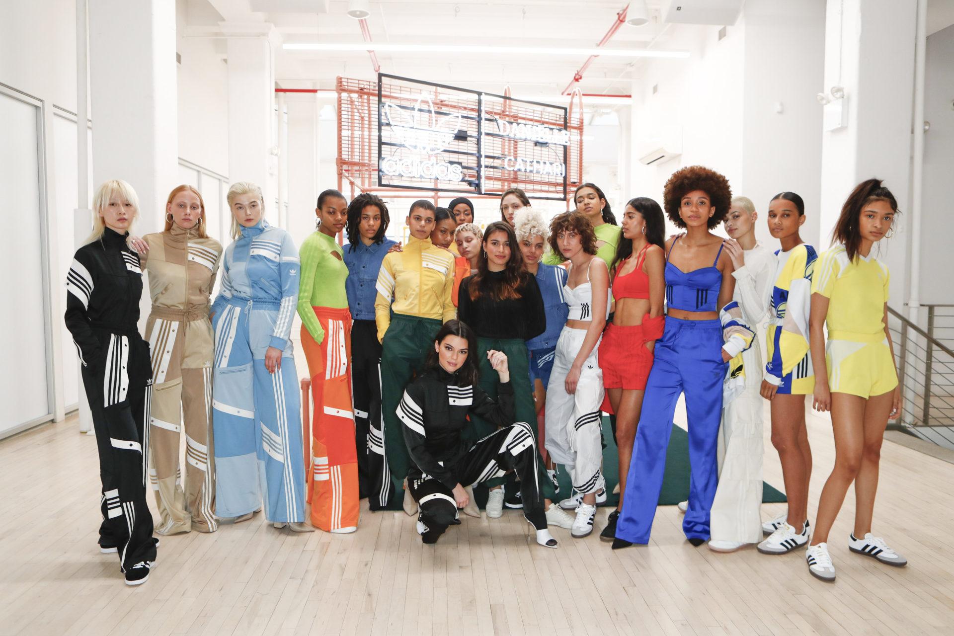 adidas Originals debuts collaboration
