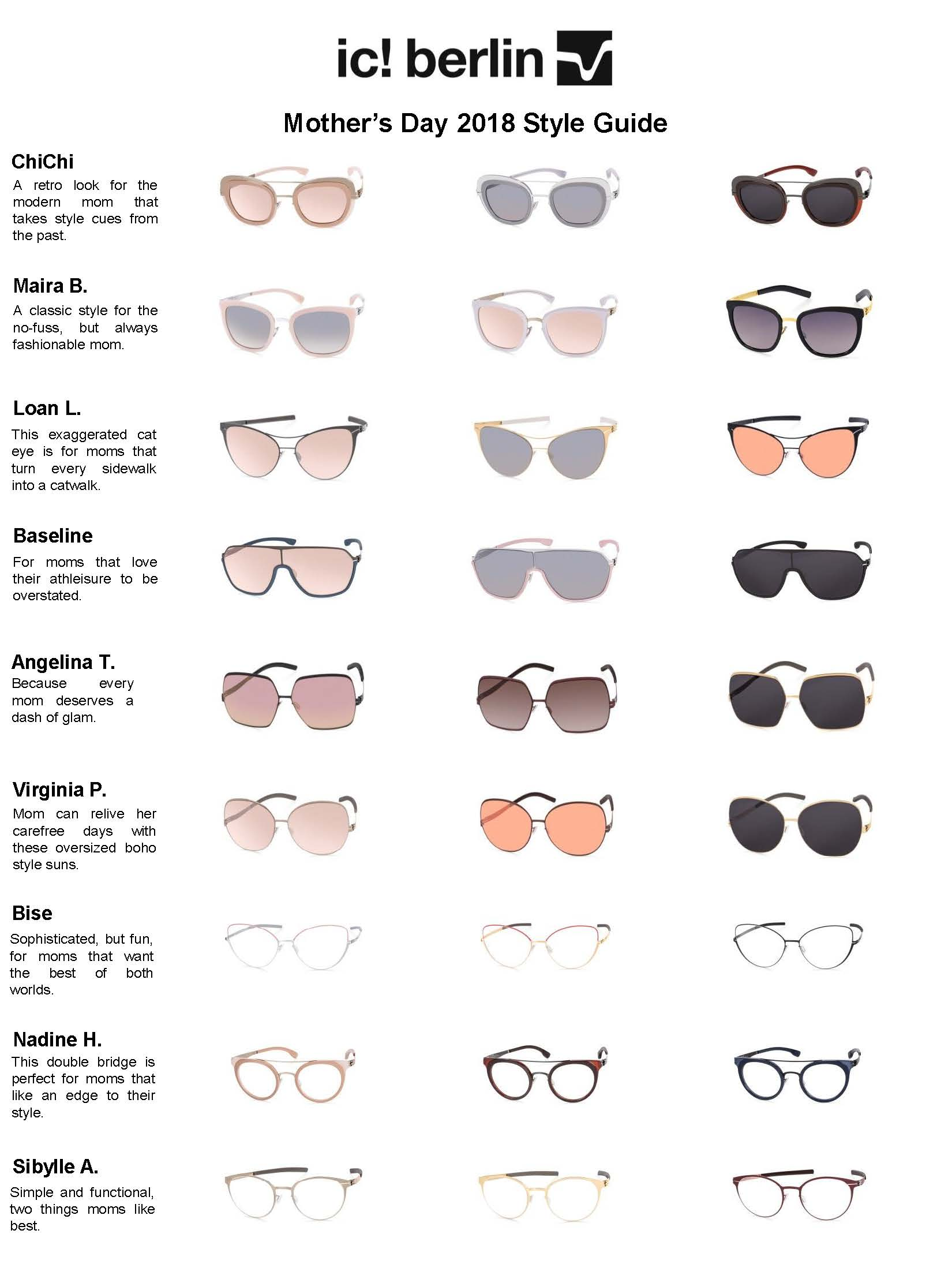 5574b5c266 Eyewear Style Guide for Every Type of Mom -