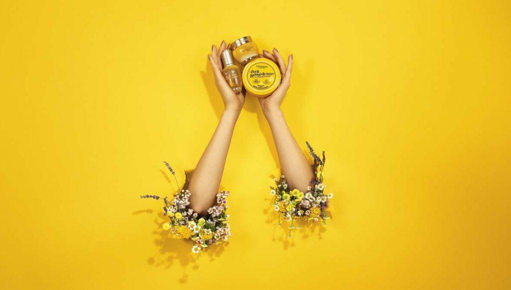 L'Occitane: the Yellow Campaign