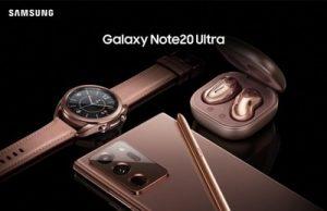 Samsung Canada Launches Galaxy Watch3