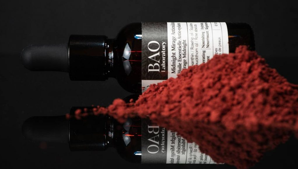 Midnight Mirage Antioxidation Facial Oil