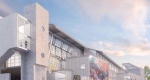 Arts Umbrella building