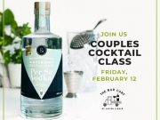 couples cocktail class
