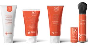 suncare products