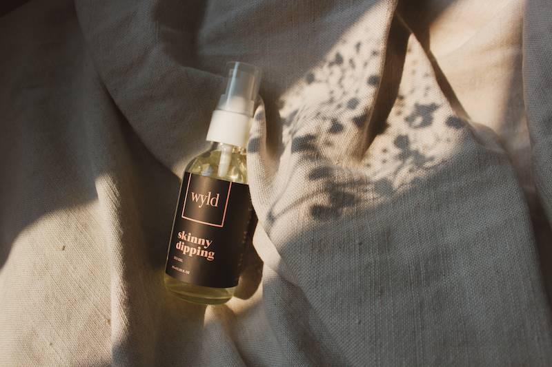 Wyld Skincare's Skinny Dipping Sensual Gel