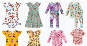 poash peanut baby clothing