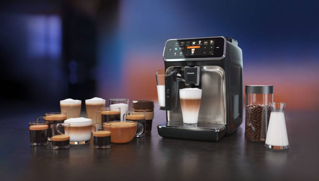 Philips 5400 LatteGo Fully automatic espresso machine