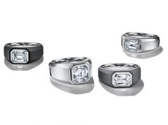 Tiffany diamond rings for men