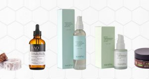 Canadian-made clean skincare products