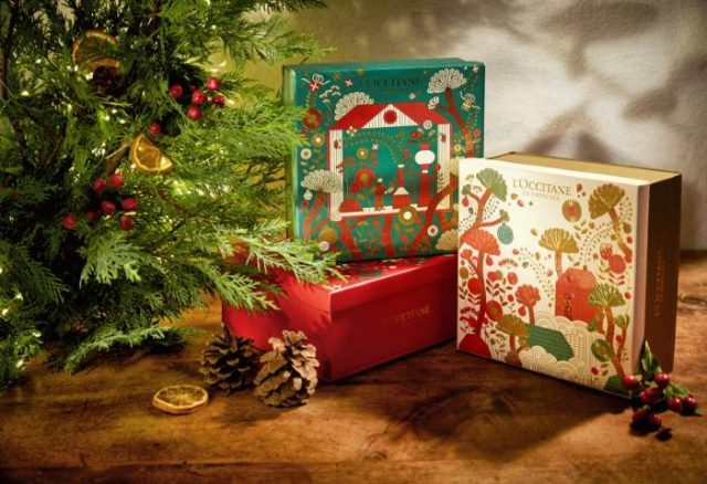 L'Occitane Presents its Holiday Collection